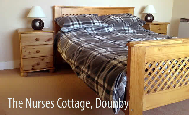 Dounby self catering at The Nurses Cottage.